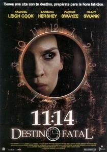 11:14 - Poster / Capa / Cartaz - Oficial 3