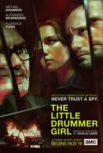 The Little Drummer Girl - Poster / Capa / Cartaz - Oficial 1