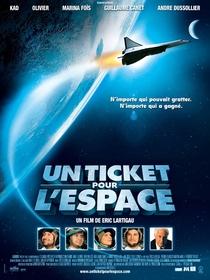 Un ticket pour l'espace - Poster / Capa / Cartaz - Oficial 1