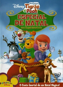 Meus Amigos Tigrão e Pooh: Especial de Natal dos Superdetetives - Poster / Capa / Cartaz - Oficial 1