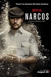 Narcos (1ª Temporada) - Poster / Capa / Cartaz - Oficial 6