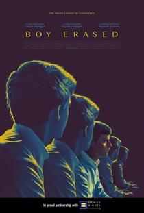 Boy Erased - Uma Verdade Anulada - Poster / Capa / Cartaz - Oficial 2
