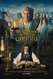 O Homem Que Inventou o Natal - Poster / Capa / Cartaz - Oficial 1