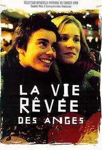 A Vida Sonhada dos Anjos - Poster / Capa / Cartaz - Oficial 1