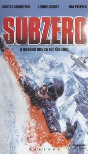 Subzero - Poster / Capa / Cartaz - Oficial 1
