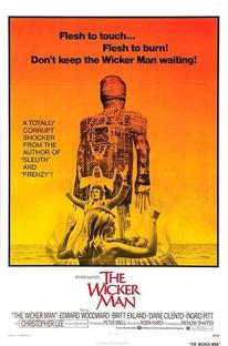O Homem de Palha - Poster / Capa / Cartaz - Oficial 1