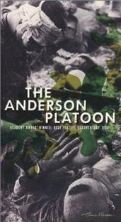 La section Anderson - Poster / Capa / Cartaz - Oficial 1