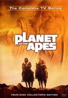 Planeta dos Macacos (1ª Temporada)