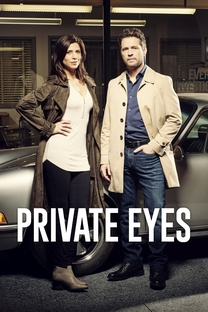 Private Eyes (1ª Temporada) - Poster / Capa / Cartaz - Oficial 1