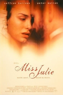 Desejos Proibidos de Miss Julie - Poster / Capa / Cartaz - Oficial 1