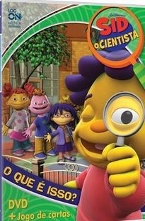 SID O Cientista - O Que é Isso?  - Poster / Capa / Cartaz - Oficial 1