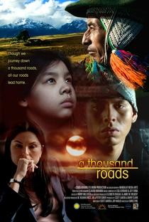 A Thousand Roads - Poster / Capa / Cartaz - Oficial 1