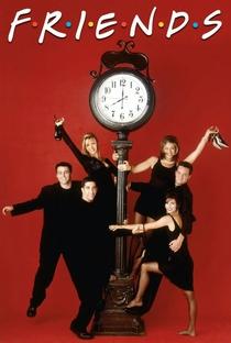 Friends (2ª Temporada) - Poster / Capa / Cartaz - Oficial 2