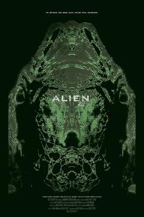 Alien: O Oitavo Passageiro - Poster / Capa / Cartaz - Oficial 12