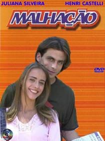 Malhação | 9ª Temporada - Poster / Capa / Cartaz - Oficial 3