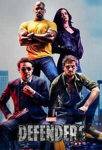 Os Defensores (1ª Temporada) - Poster / Capa / Cartaz - Oficial 2