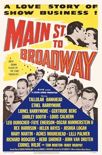 Main Street to Broadway - Poster / Capa / Cartaz - Oficial 1