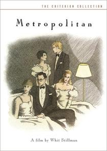 Metropolitan - Poster / Capa / Cartaz - Oficial 1