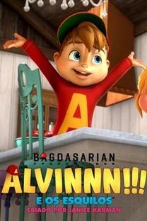 Alvinnn!!! E Os Esquilos  - Poster / Capa / Cartaz - Oficial 3