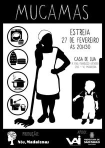 Mucamas - Poster / Capa / Cartaz - Oficial 1