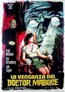 La Venganza del Doctor Mabuse (Dr. M schlägt zu)