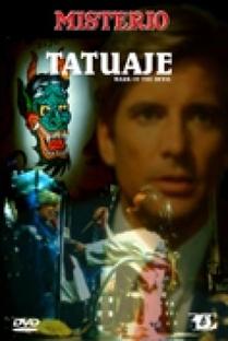 Tatuagem - A Marca do Diabo - Poster / Capa / Cartaz - Oficial 3