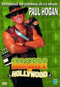 Crocodilo Dundee em Hollywood - Poster / Capa / Cartaz - Oficial 2