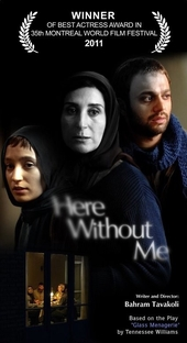 Here Without Me - Poster / Capa / Cartaz - Oficial 3