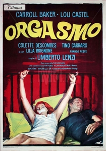 O Louco Desejo - Poster / Capa / Cartaz - Oficial 1