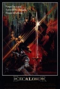 Excalibur - Poster / Capa / Cartaz - Oficial 4
