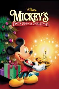 Aconteceu no Natal do Mickey - Poster / Capa / Cartaz - Oficial 2