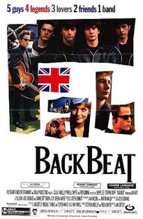 Backbeat - Os 5 Rapazes de Liverpool - Poster / Capa / Cartaz - Oficial 1