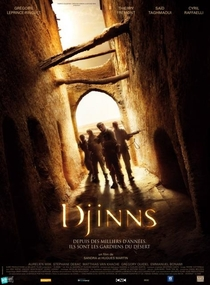 Djinns - Poster / Capa / Cartaz - Oficial 1