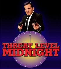 Threat Level Midnight The Movie - Poster / Capa / Cartaz - Oficial 1