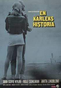 Uma História de Amor Sueca - Poster / Capa / Cartaz - Oficial 3