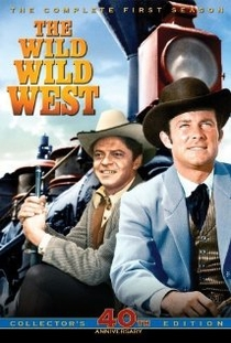 James West - Poster / Capa / Cartaz - Oficial 1