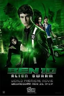 Ben 10: Invasão Alienígena - Poster / Capa / Cartaz - Oficial 2