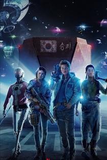 Nova Ordem Espacial - Poster / Capa / Cartaz - Oficial 4