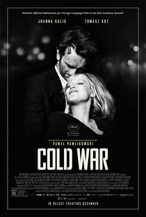 Guerra Fria - Poster / Capa / Cartaz - Oficial 3
