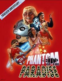 O Fantasma do Paraíso - Poster / Capa / Cartaz - Oficial 9