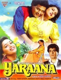 Yaraana - Poster / Capa / Cartaz - Oficial 1