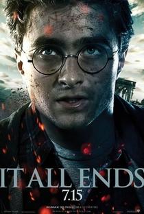 Harry Potter e as Relíquias da Morte - Parte 2 - Poster / Capa / Cartaz - Oficial 6