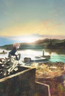 Violet Evergarden - Poster / Capa / Cartaz - Oficial 5