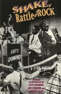Shake, Rattle & Rock! - Poster / Capa / Cartaz - Oficial 3