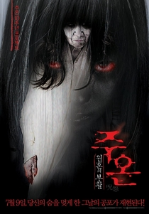 The Grudge: Old Lady In White - Poster / Capa / Cartaz - Oficial 2