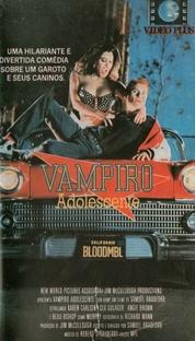 Vampiro Adolescente - Poster / Capa / Cartaz - Oficial 2