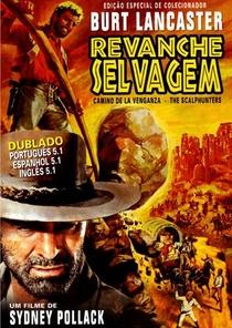 Revanche Selvagem - Poster / Capa / Cartaz - Oficial 4