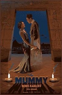 A Múmia - Poster / Capa / Cartaz - Oficial 8