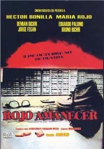 Rojo Amanecer - Poster / Capa / Cartaz - Oficial 1