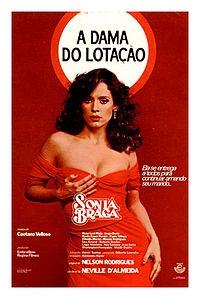 A Dama do Lotação - Poster / Capa / Cartaz - Oficial 1